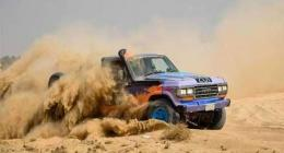 Second round of Thal Jeep rally concludes
