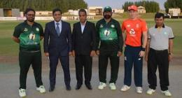 Pakistan whitewash England in Int'l Blind T20 series