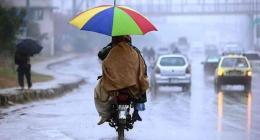 Rain likely at country's various parts