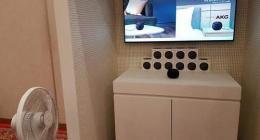 Samsung unveils voice-controlled AI speaker