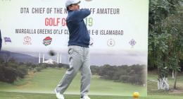 Opening Day Of 13th DTA Chief Of The Naval Staff Amateur Golf Cup At Margalla Greens Golf Course, Is ..