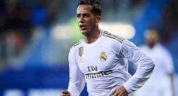 Real Madrid winger Vazquez breaks toe in dumbbell accident