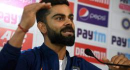 Kohli returns to lead India T20 squad against West Indies