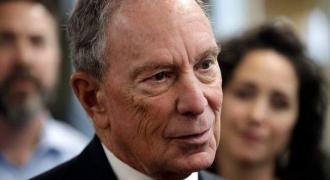 Bloomberg calls for Trump defeat, takes new step toward 2020 run
