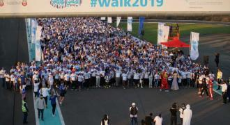 Walk 2019 sees thousands make great strides in boosting diabetes awareness