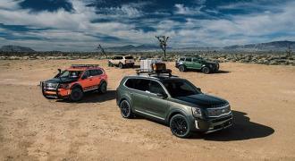Kia produces over 3 million vehicles in U.S. plant