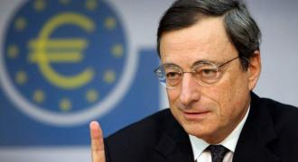 ECB Former President Draghi Left Post With Call For Unity on Boosting Inflation