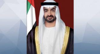 Mohamed bin Zayed receives condolences of Mohammed bin Salman on death of Sultan bin Zayed