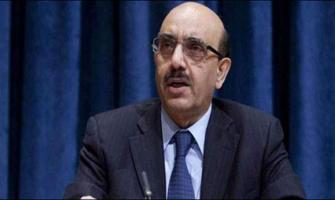 Azad Jammu and Kashmir President Sardar Masood Khan calls on KP g ..