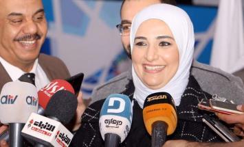 مریم العقیل أول مرأة کویتیة تشغل منصب ..