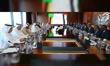 رئيس زامبيا يدعو الشركات الإماراتية ..