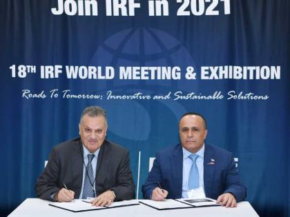 دبي تفوز باستضافة المؤتمر والمعرض العالمي الـ18 للاتحاد الدولي للطرق