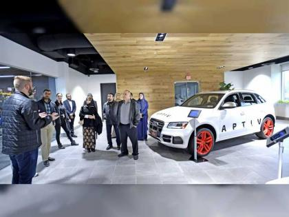 """""""طرق دبي"""" تفوز بالجائزة العالمية لأفضل إنجازات السلامة المرورية"""