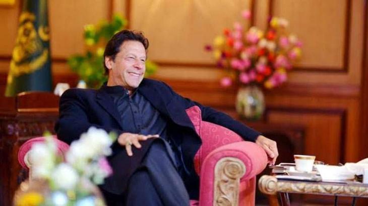 رئیس الوزراء عمران خان یستقبل نائب رئیس اللجنة الوطنیة للتنمیة و الاصلاح الصینیة