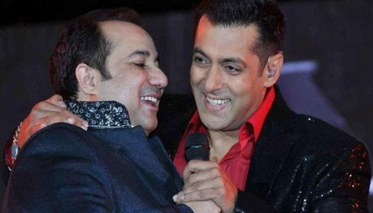 Salman Khan axes Rahat Fateh Ali Khan's song in  Dabangg 3'?