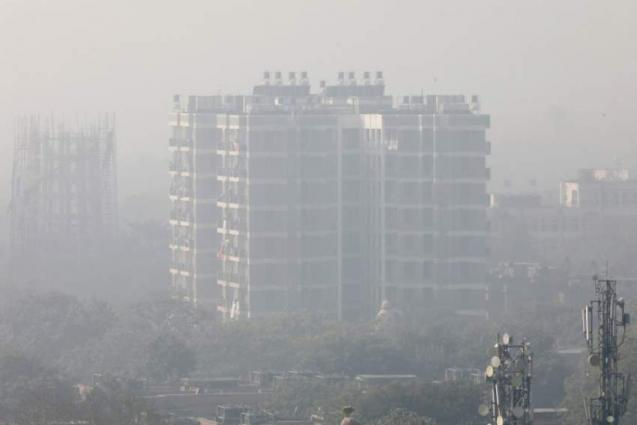 Rain provides respite to people from smog