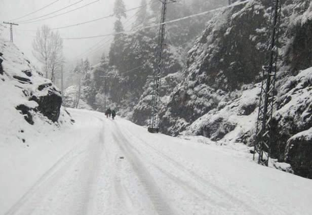 Rain forecast for most parts of KP, snowfall expected over hills