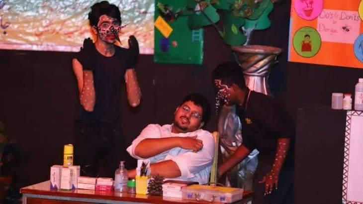 Lahore Arts Council stages play