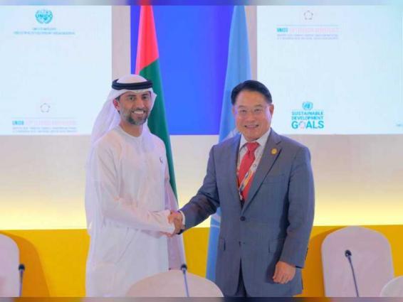 """الإمارات تفوز بعضوية مجلس التنمية الصناعية لمنظمة """"اليونيدو"""""""