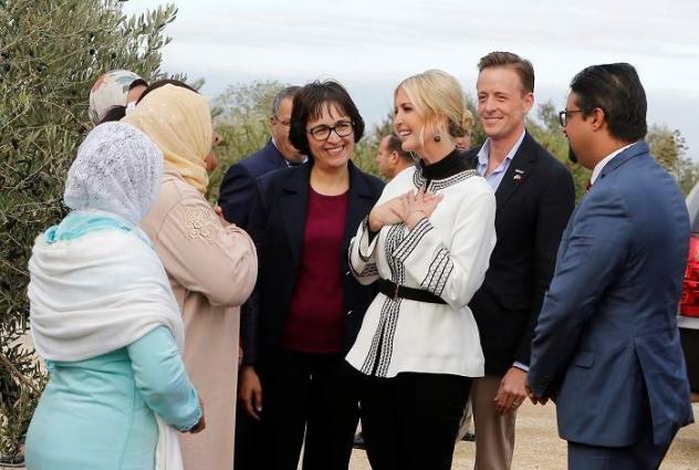 مستشارة البیت الأبیض ایفانکا ترامب یزور المغرب