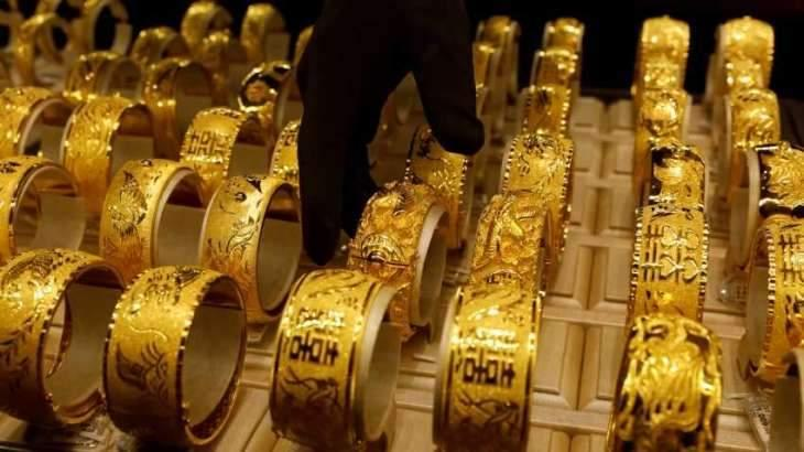 Gold price sheds Rs 600 to 86,750 per tola 08 Nov 2019