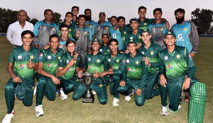 Pakistan U16 beat Bangladesh U16 by seven runs, win 50-over series 2-0