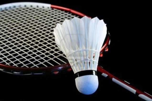 Murad causes upset to advance to quarterfinals of Int'l Badminton Tournament