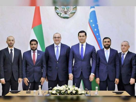 Masdar, Uzbekistan sign power purchase agreement to develop landmark solar project
