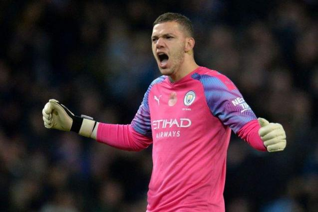 Manchester City goalkeeper Ederson to miss Liverpool clash