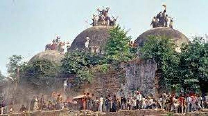 Key dates in centuries-old Indian holy site dispute