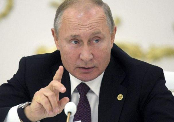 Putin Calls For Balance Between Use of Artificial Intelligence, Human Rights