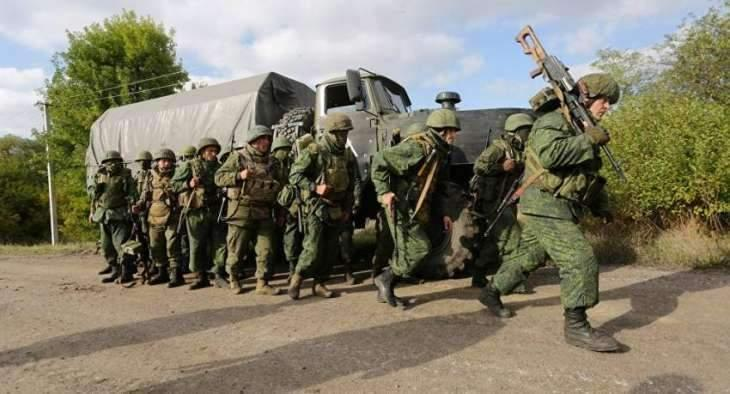Donetsk People's Republic Informs OSCE About Completion of Troop Pullout Near Petrivske - UrduPoint News