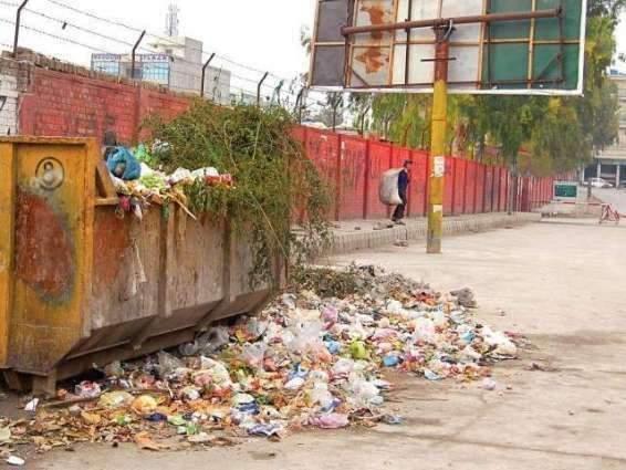 RWMC clean, green campaign underway
