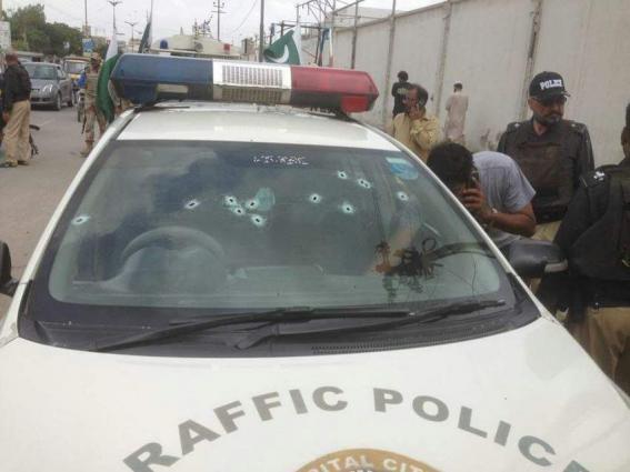 DSP CTD martyred, three policemen injured in attack