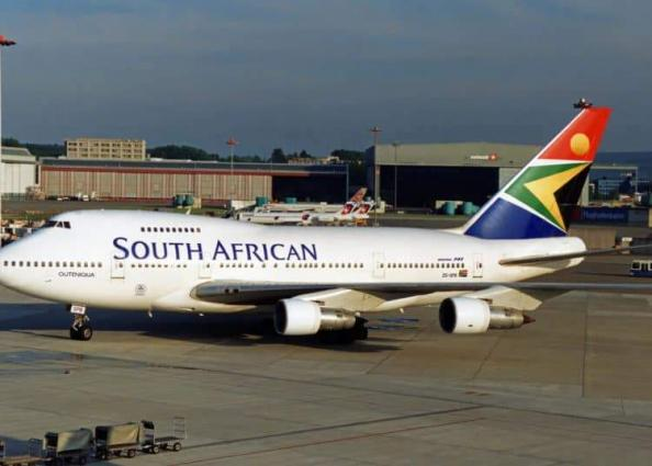 South African Airways Cancels Domestic, International Flights Due to Upcoming Strike