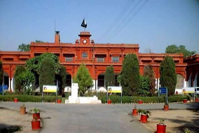Government College University Faisalabad Gcuf To Hold International Symposium On Nov 26 Urdupoint
