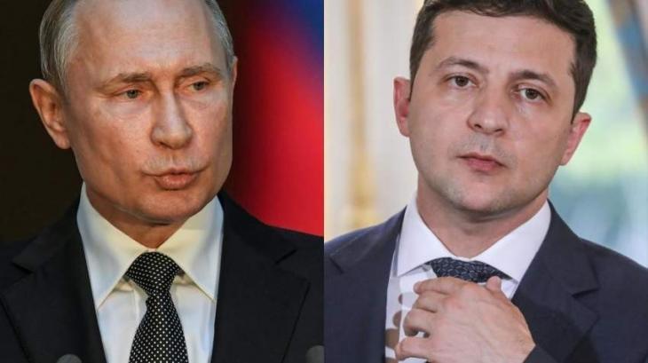 Putin and Ukraine's Zelensky set for Paris one-on-one: Kremlin