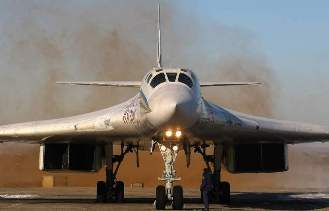 Russia's First Modernized Tu-160M Bomber Ready to Undergo Test Flights - Source