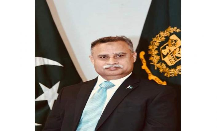 Secretary Maritime Calls on MD, IOPC