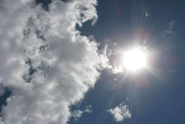 Mainly dry weather is expected to persist in the provincial