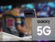 5G subscribers in S. Korea near 4 million in Oct.: data