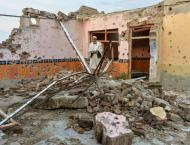 Stunned residents return after IS losses in east Afghanistan