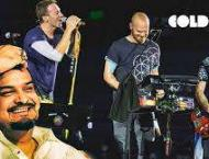 British rock band 'Coldplay' pays tribute to Amjad Sabri