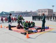 Rescue Service 1122 organizes 3rd National CERTs challenges