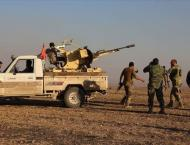 Turkey-Trained forces protects northern Syria