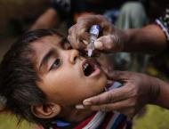 Sindh registers 14th case of polio during current year