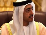 Abdullah bin Zayed, Egyptian Foreign Minister review regional dev ..
