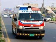 Car driver killed in Faisalabad