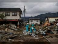 Death toll in Philippine Typhoon Kammuri rises to 13