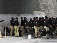 Three cops suspended in Muzaffargarh